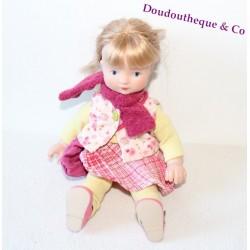 Poupée blonde Alice MOULIN ROTY ma première poupée 27 cm