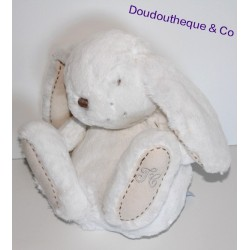 peluche h risson tartine et chocolat bleu et blanc 25 cm sos doudou. Black Bedroom Furniture Sets. Home Design Ideas