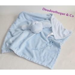 PRIMARK EARLY DAYS crocodile dish comforter blue baby crocodile 47 cm
