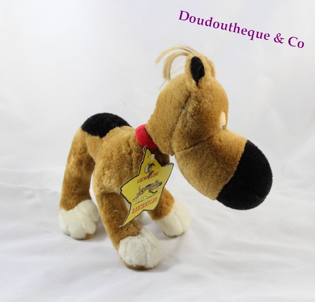 peluche rantanplan chien lansay lucky luke 30 cm sos doudou. Black Bedroom Furniture Sets. Home Design Ideas