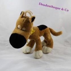 Peluche Rantanplan chien LANSAY Lucky Luke 30 cm
