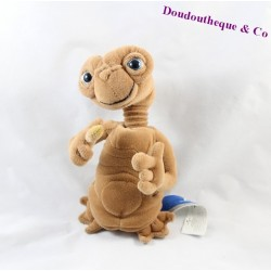Peluche E.T l 'extraterrestre TOYS RUS marron 20 cm