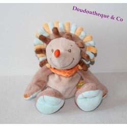 Plush hedgehog NATTOU Little Garden