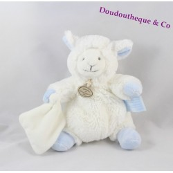 Don white blue BLANKIE and company my little sheep lamb