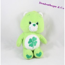 Plush bear Grosveinard BISOUNOURS green