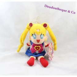 Peluche manga Sailor Moon BANPRESTO 19 cm
