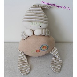 Peluche, doudou ours MGM DODO D'AMOUR 38cm