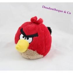 Peluche Oiseau rouge GIOCHI PREZIOSI Angry Birds sonore 12 cm
