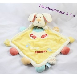 Dog flat comforter Super Doudou BABY NAT '