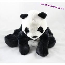 Stuffed panda IKEA white black Kramig 30 cm