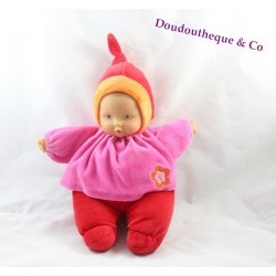 Doll COROLLE Babipouce grenadine first age 30 cm