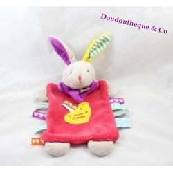 BABY NAT rabbit flat comforter Les Zetik't