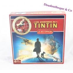Jeux officiel Les Aventures de Tintin TACTIC jeu de société familial
