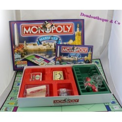 Board Game Monopoly HASBRO Marseille