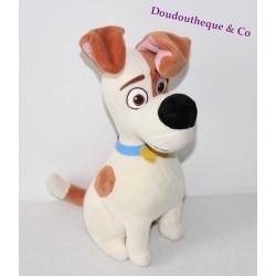 Peluche Max chien Comme Des Bêtes assis 30 cm