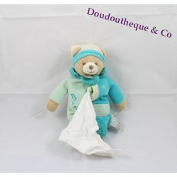 Doudou DOUDOU and company 23cm bear handkerchief