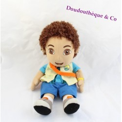 Peluche Diego JEMINI cousin de Dora l'exploratrice 40 cm