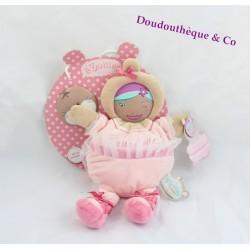 Bouilles de Doudou - DOUDOU & CIE Danseuse « Petite étoile »