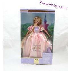 Poupée mannequin Barbie Raiponce MATTEL édition collector Rapunzel