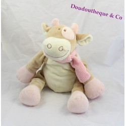 NOUKIE'S pink beige Lola cow