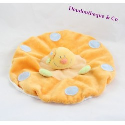 JOLLYBABY chenille dish comforter round