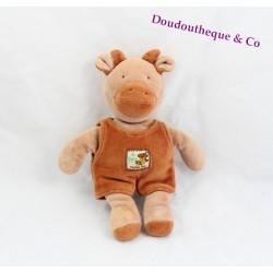 Giraffe plush toy MOULIN ROTY Les Zazous