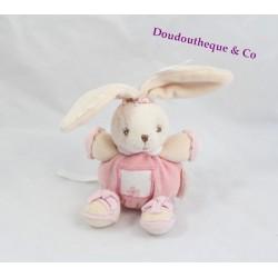 Mini bun rabbit KALOO lilirose flowers attaches nipple 13 cm