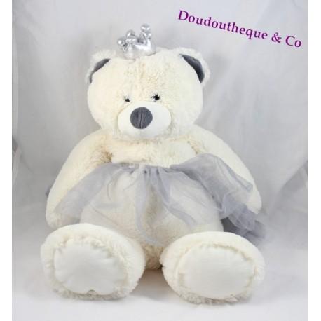 Teddy Bear Etam Range Pajamas Doudou Hot Water Bottle Princess Pola