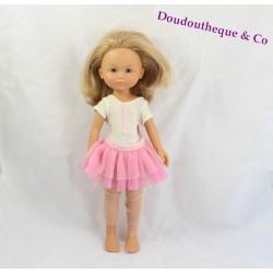 Poupée Camille COROLLE Les Chéries blonde danseuse 33 cm