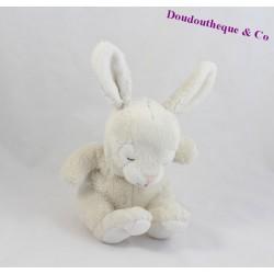 Rabbit comforter H & M sleeper beige white 13 cm