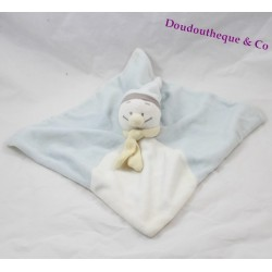 Flat penguin beNGY blue and white 28 cm