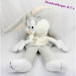 Range pyjama lapin Bugs Bunny LOONEY TUNES gris 63 cm