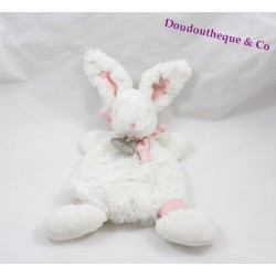 Rabbit flat comforter Candy DOUDOU ET COMPAGNIE pink