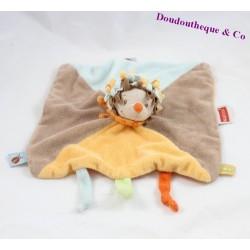 NATTOU Little Garden hedgehog comforter with teat 27 cm