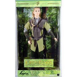 Barbie Doll Ken Legolas MATTEL The Lord of the Rings