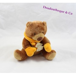 Bear comforter HISTOIRE D'OURS brown