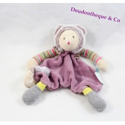 Doudou plat Chat MOULIN ROTY les pachats