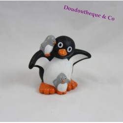 Peluche pinguin Pingu TM THE PYROS GROUP 2008 15 cm
