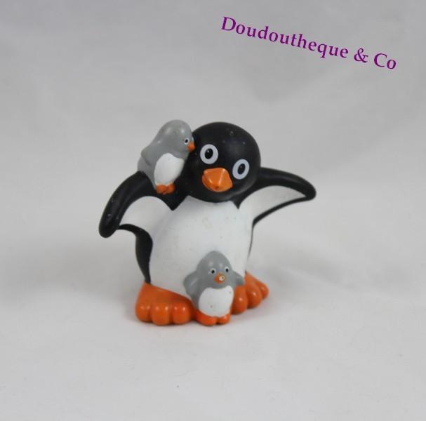 Figurine Pingouin Pingu Mattel Année 2004 6 Cm Sos Doudou