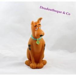 Figurine pouet pouet Scooby-Doo chien marron 17 cm
