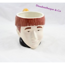 Mug relief Ron Weasley HARRY POTTER Enesco tête céramique