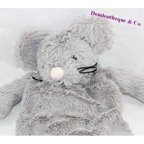 Plush Range Pajamas Mouse Etam Heating Pad Grey 45 Cm Sos Blanket