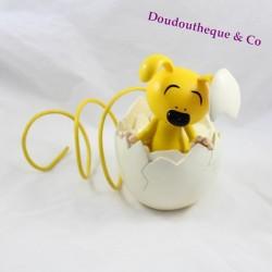 Tirelire bébé Marsupilami PLASTOY coquille d'oeuf moneybank 20 cm