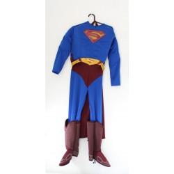 Déguisement luxe Superman RUBIES DC COMICS torse 3D 8-10 ans
