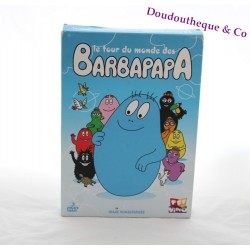 Coffret 3 dvd Barbapapa Le tour du monde des Barbapapa TF1 vidéo