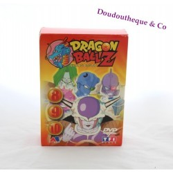 Coffret 3 dvd Dragon Ball Z MANGAS 8,9 et 10 épisodes 43 à 60