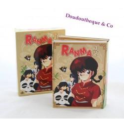 Coffret 6 dvd Ranma 1/2 Déclic images édition collector