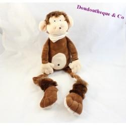 Plush monkey the small brown bandana Mary cry 45 cm