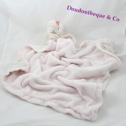 Doudou couverture Coco oiseau NOUKIE'S Daisy et Coco ma première couverture