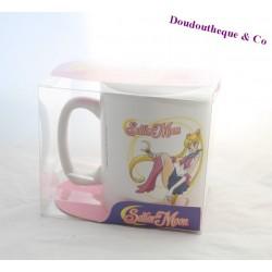 Mug céramique Usagi Tsukino ABYSTYLE Sailor Moon sceptre lunaire tasse ceramique 11 cm